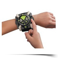 Ben 10 Omnitrix Alien Viewer