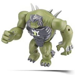Ultimate Humungousaur 4 Articulated Alien