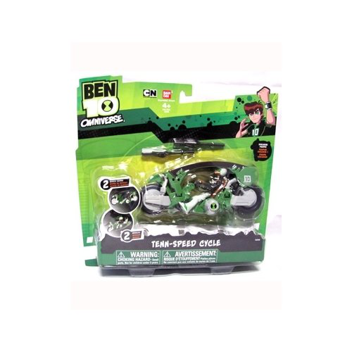 Ben 10 Tenn-speed Cycle